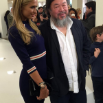 AI WEI WEI GOES TO PARIS
