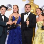 2016 ACADEMY AWARDS: THE WINNERS
