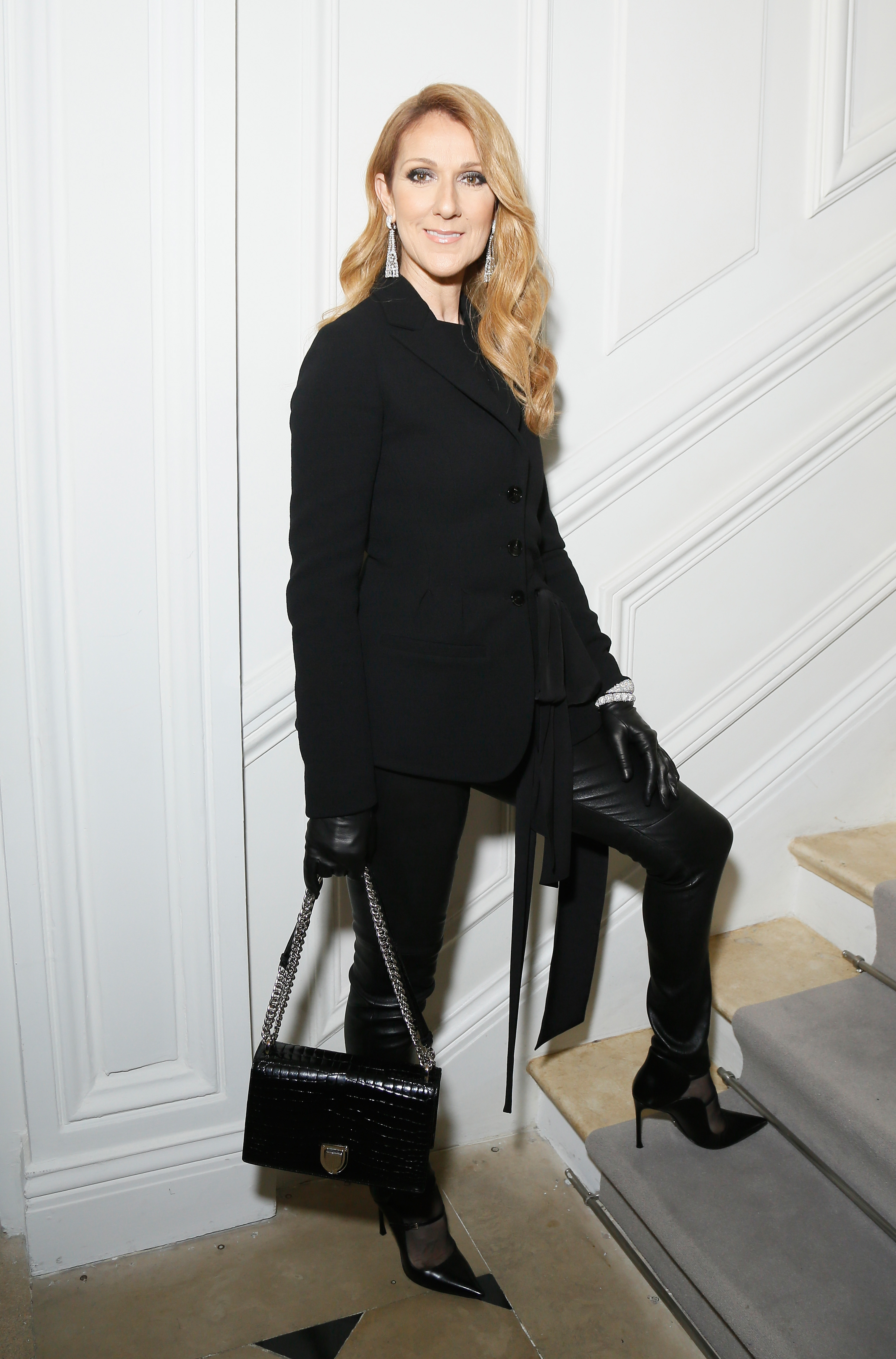 Fashion trends aw 2017 - Stars In Dior For Couture Paris Social Diary