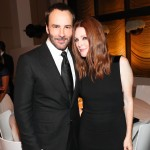 WHO WEAR WHAT: TOM FORD IN NEW YORK