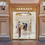 New Versace boutique in MOSCOW