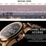 Michael Kors launches e-commerce site