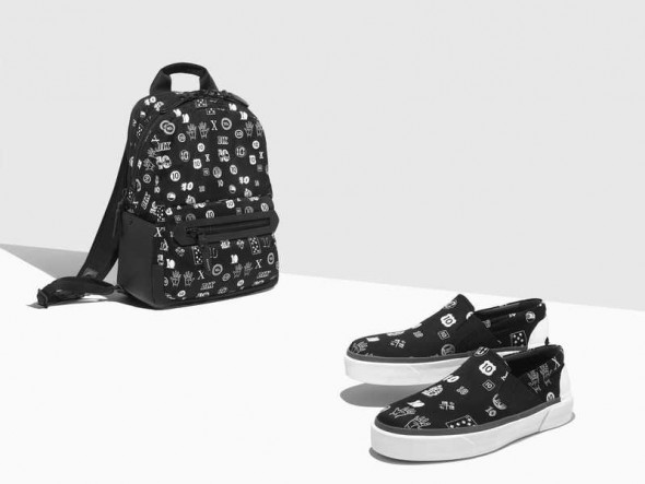 sac-a-dos-et-chaussures-monogramme