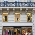 Rue du Faubourg Saint-Honoré goes Italian