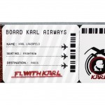 Fly with Karl