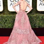 THE LOOK OF THE GOLDEN GLOBES
