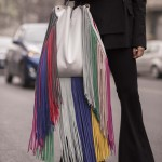 Fashion statement in Milan Streets