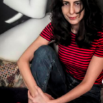 YASMINE ESLAMI: THE INTERVIEW