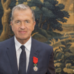 MARIO TESTINO AWARED THE LEGION D'HONNEUR