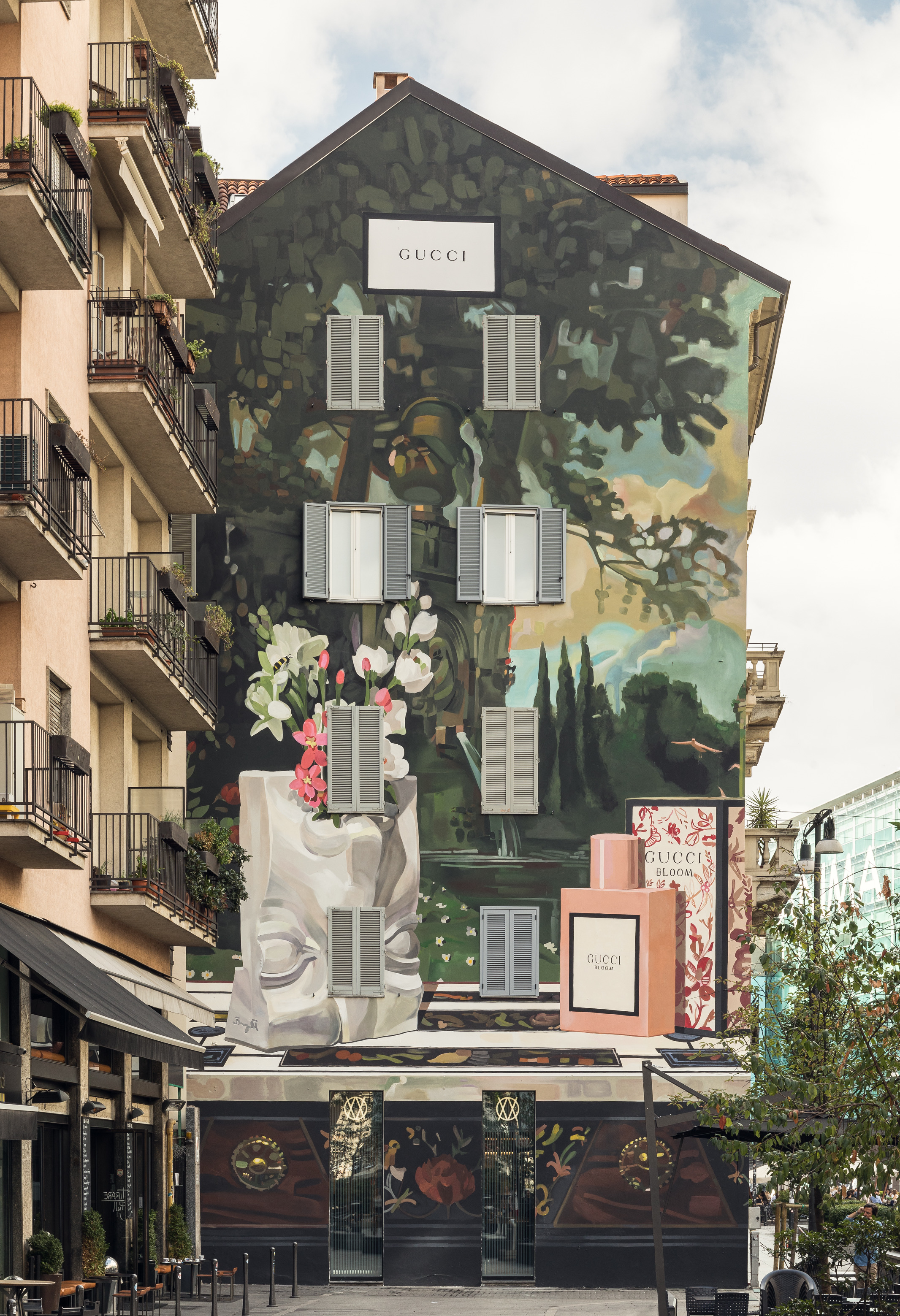 Gucci bloom paris social diary for Craft fair nyc 2017