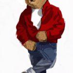 CHIC TEDDY BEAR